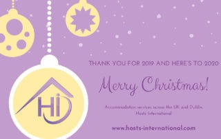 Seasonal Greetings Hosts International