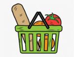 Veg and fruit basket